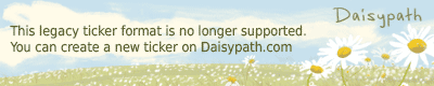 Daisypath Vacation Ticker